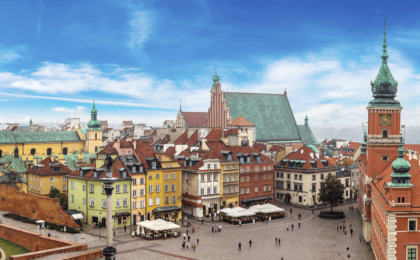 Warsaw Yuusk experience – where to eat